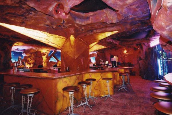 Aliens Restaurant Nyc