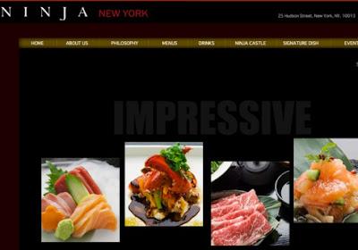 Site Blogspot  Lounge  York on Ninja 25 Hudson Street New York Ny 10013 3802 212