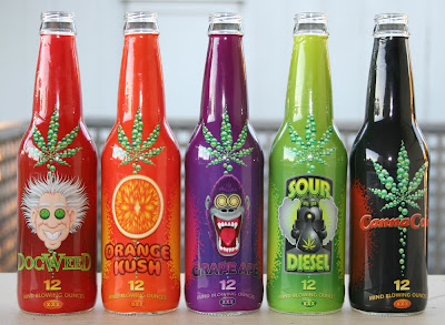 Bottles Of Bud. Canna Cola Launches Five Flavored Pot-Laced Sodas  Seen On www.coolpicturegallery.us