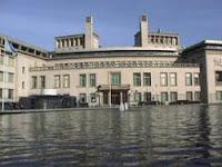 La sede del Tribunale internazionale per l'ex Jugoslavia