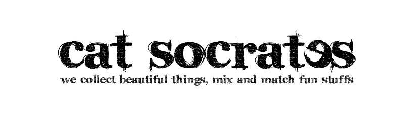 CAT SOCRATES | 苏格拉底猫