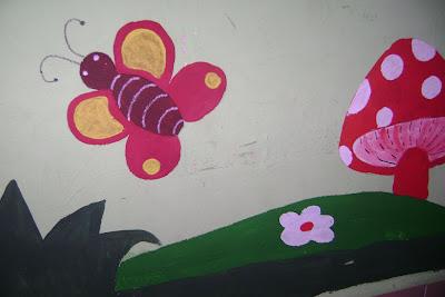 Beberapa contoh mural kelas prasekolah malaysia