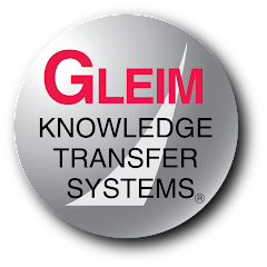 "GLEIM's FREE ""Learn to Fly"" Booklet - CLICK Logo Below"