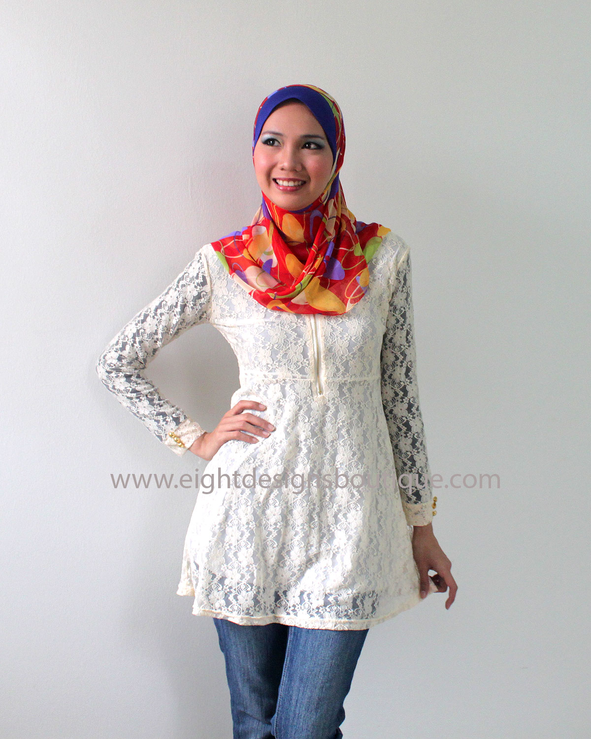 Lace Cardigan Online Malaysia - Cashmere Sweater England