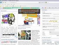 Review Zoom magazine karya  Herdiansyah Hamzah