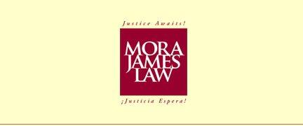 Mora James Law