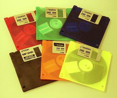 """Floppy disk da 3.5"""""""