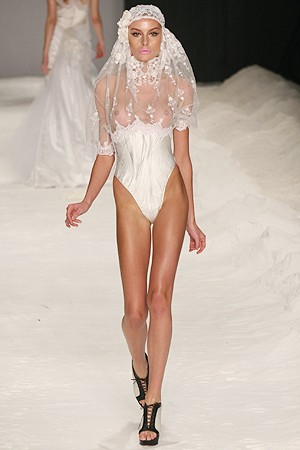 not getting a wedding dress instead i want a wedding bathing suit