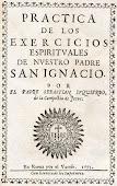 PRÁCTICA DE LOS EJERCICIOS ESPIRITUALES