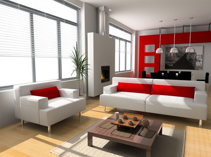 Apartment Room Arrangement Ideas