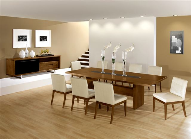 Dining room ideas modern dining room for Dining room decorating ideas modern
