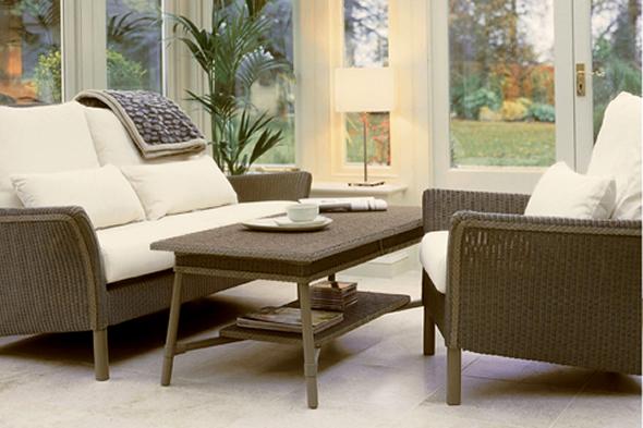 Home design interior decor home furniture for Contemporary orangery furniture
