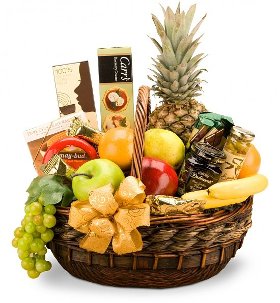 Valentine\'s Gift : Sweet Fruit Basket Design by aaa fruit - Diy Home ...