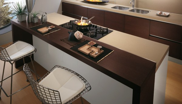 Luxuri Italian kitchen KabiTrend Design 2012  Home Design