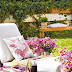 Bright Colorful Terraces and Gardens Decorating Ideas