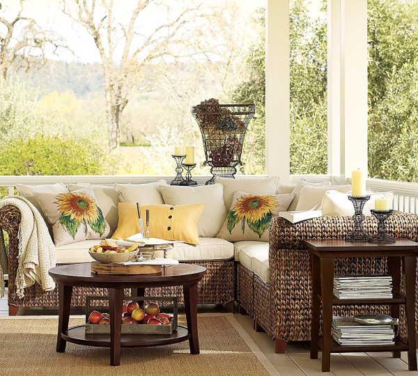 Seagrass Sectional Sofa Furniture Design Home Design Inspirations