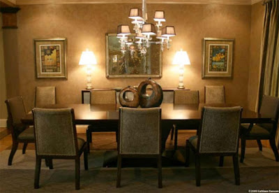 French Country Style Dining Room Decorating Ideas 2011 Interior Home