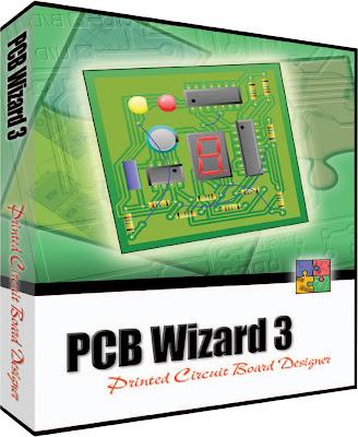 Pcb wizard untuk desain circuit PCB