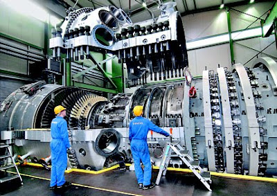 TURBINE STEAM POWER PLANT « TURBINE PHOTOS