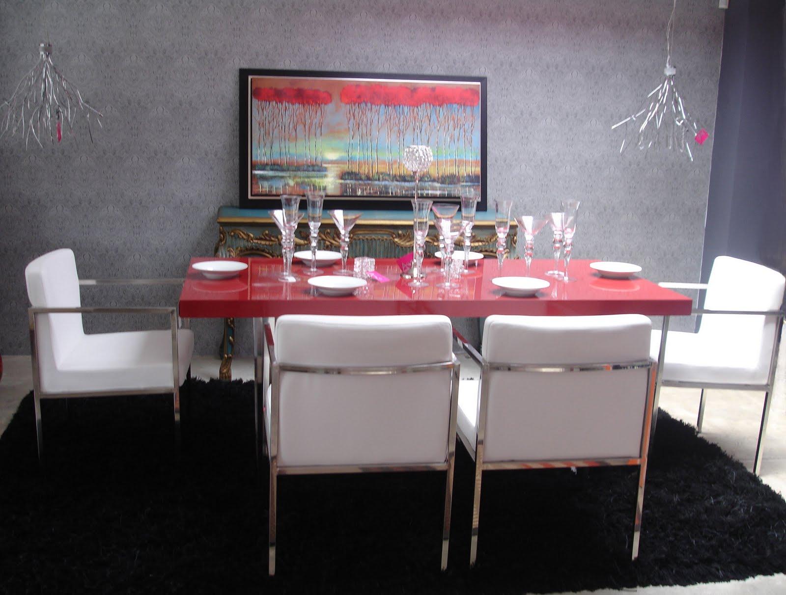 Comedores minimalistas bogota for Comedores 6 puestos bogota