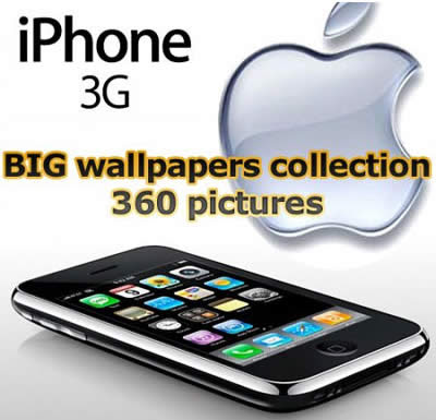 iphone 3g wallpapers. Si tienes un iPhone 3G y