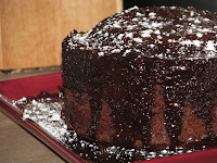 Lava Cake in less than 15 minutes Chocolate and Chocolate