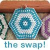 Crocheted Potholder Swap