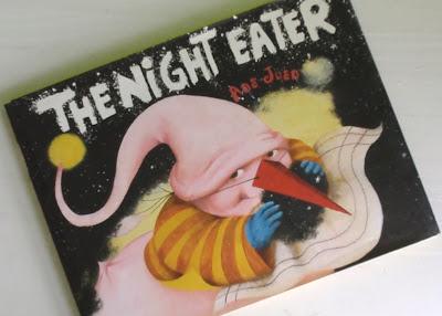 Chez beeper bebe crazy good children s books the night eater