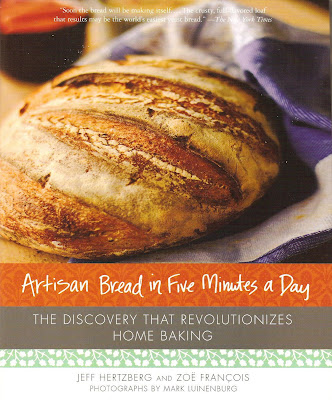 Artisan Bread In Five Minutes A Day Book
