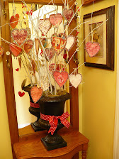 Valentine&#39;s Day Tree