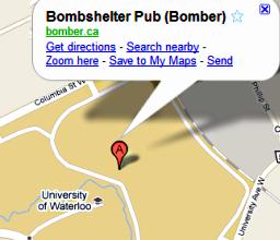Bomber Pub