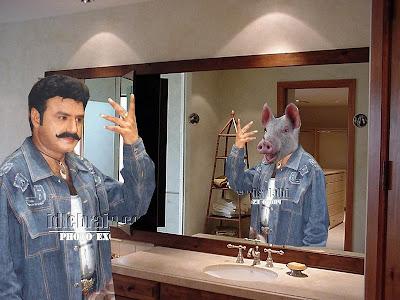 Funny Balayya Photos