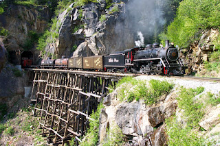 White Pass Yukon Railroad