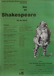 Dia do Shakespeare
