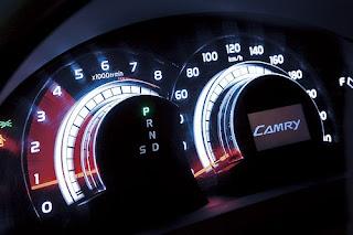 Toyota Camry Speedometer