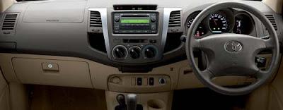 Toyota Hilux Cabin