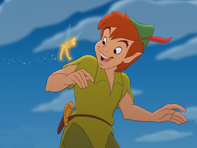 Episode #10 - I Wasn't Built for This Challenge Peter-pan