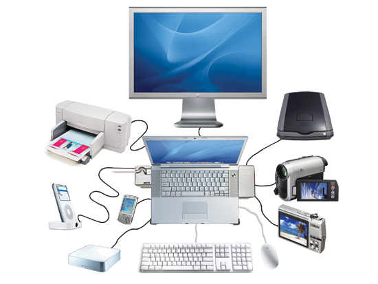 Mantenimiento de hardware defnicion de perifericos y for Elementos de hardware