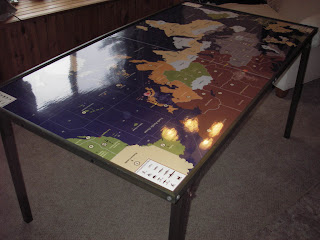 The Axis And Allies Board