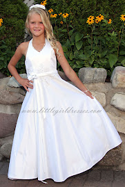 Discount Communion Dresses 2009
