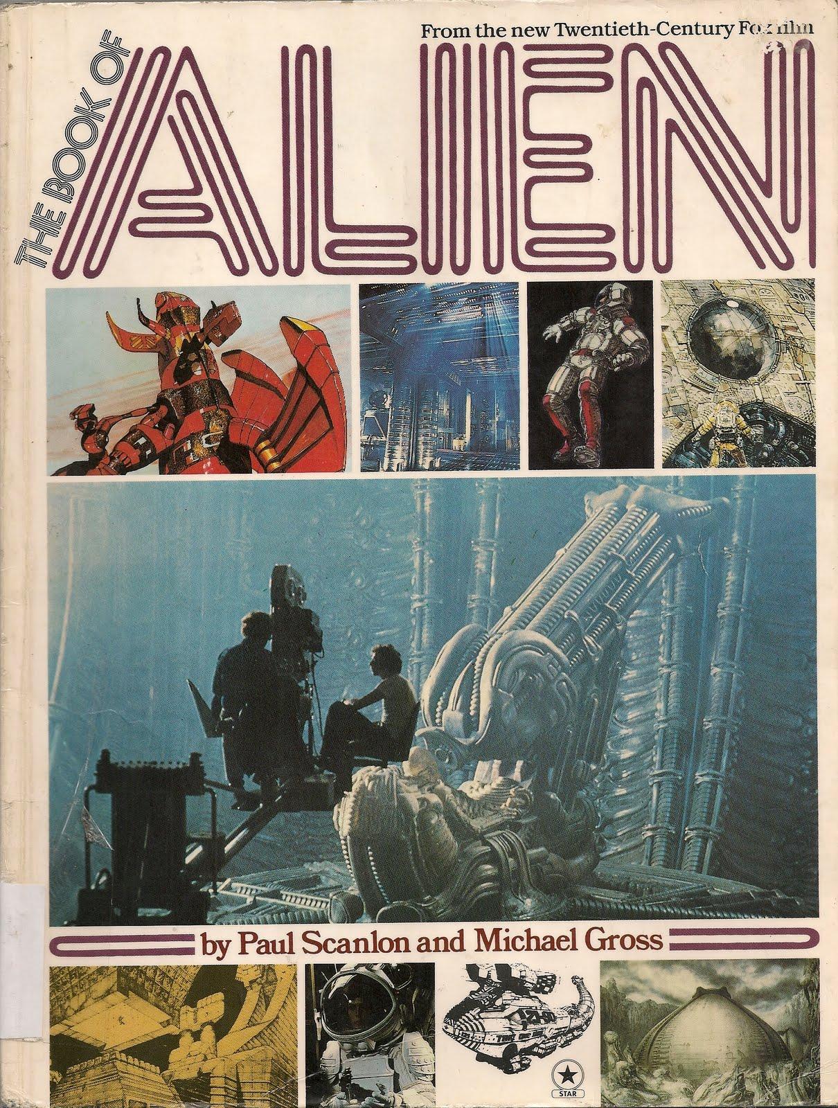 Book Of Alien
