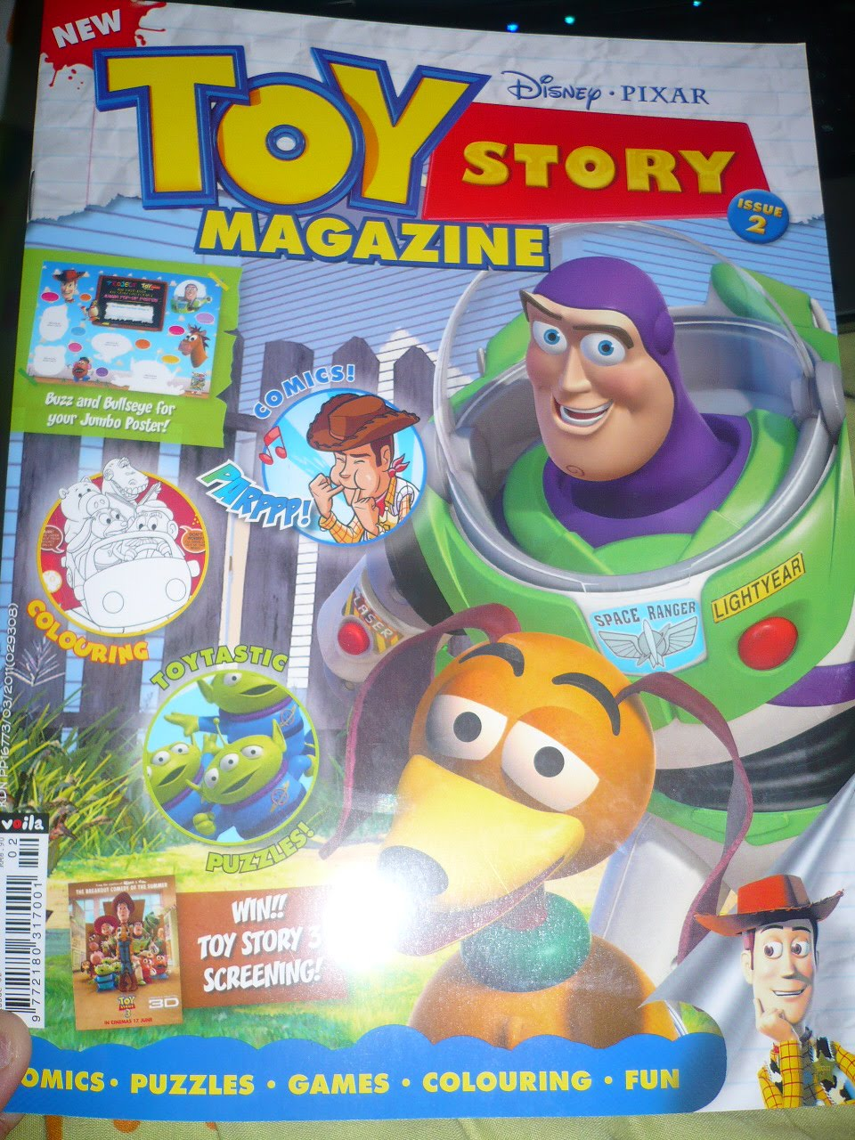 Toys For Boys Magazine : Luv of my life hardy his toys in toy story magazine