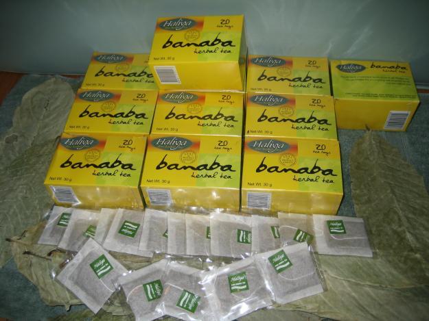Banaba Herbal Tea