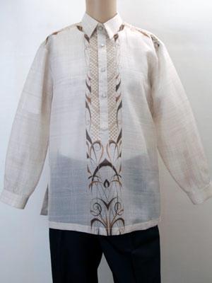 Barong Tagalog Dresses
