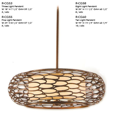 Cesto Hanging Lamp