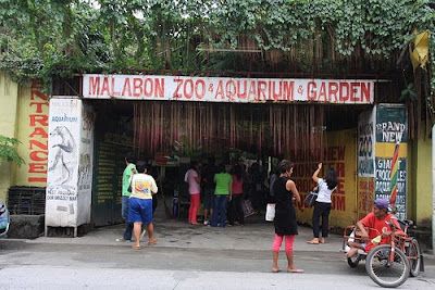 It's more fun in the Philippines - Malabon Zoo - YouTube