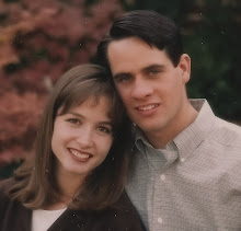 Our Engagement Photo - October 1996