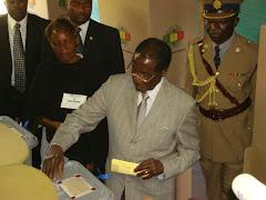 Mugabe Robert Gabriel
