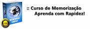 MELHOR CURSO DE MEMORIZAÇÃO
