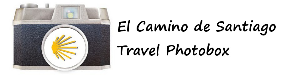 Camino de Sanitago. Travel Photobox